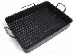 Roasting Pan with Flat Rack
