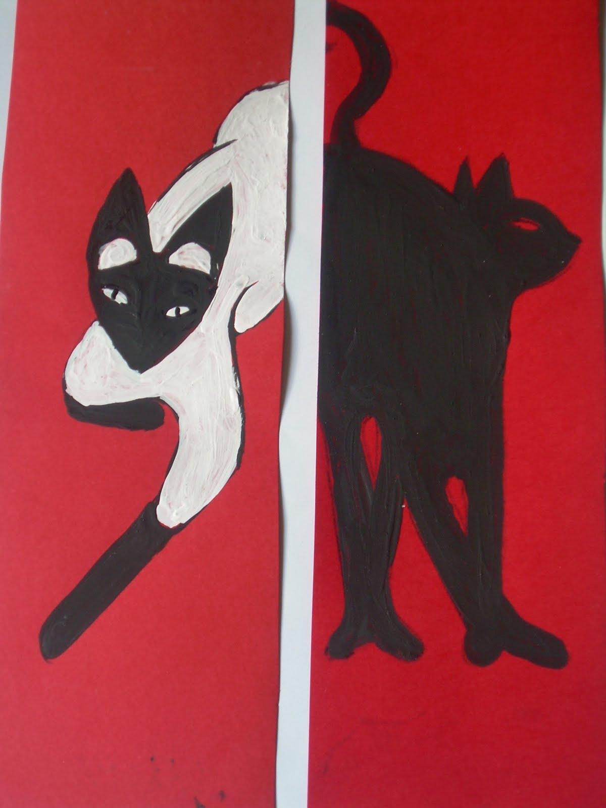 Cuadros en negro rojo y blanco imagui - Cuadro blanco y negro ...
