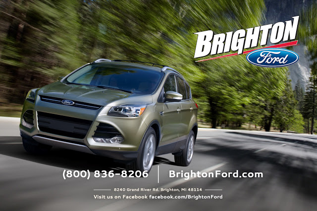 2013 Ford Escape Information - Brighton Ford