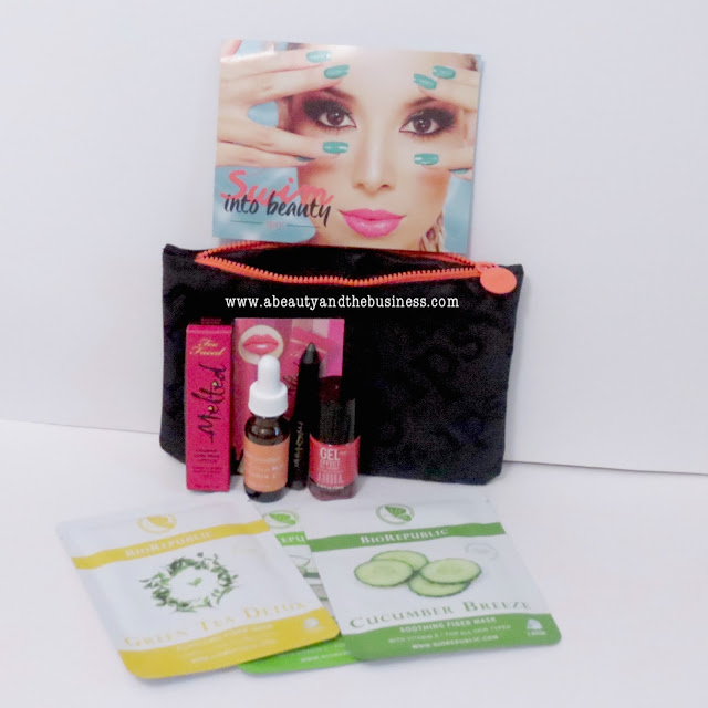 june ipsy, june subscription, ipsy bag, june ipsy 2015, ipsy too faced, ipsy nail polish, june ipsy face makes, surprise ipsy,