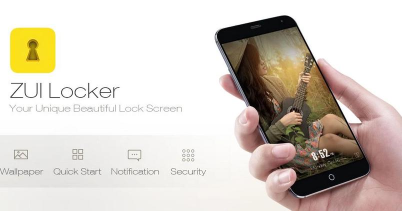 ZUI Locker 手機上最美鎖屏:每天早晨都有解鎖驚豔