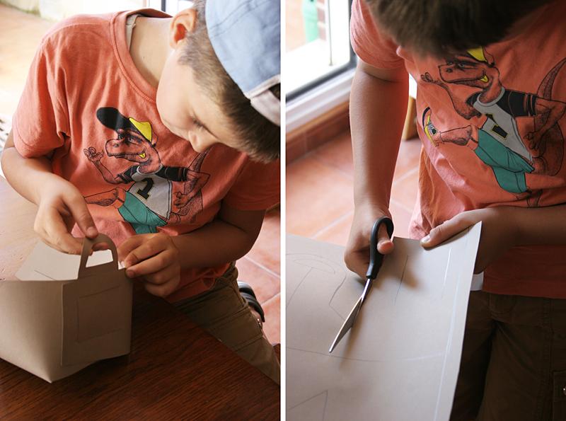 Decorar en familia_Taller de Creactividad: Diy cesta de picnic de cartón5
