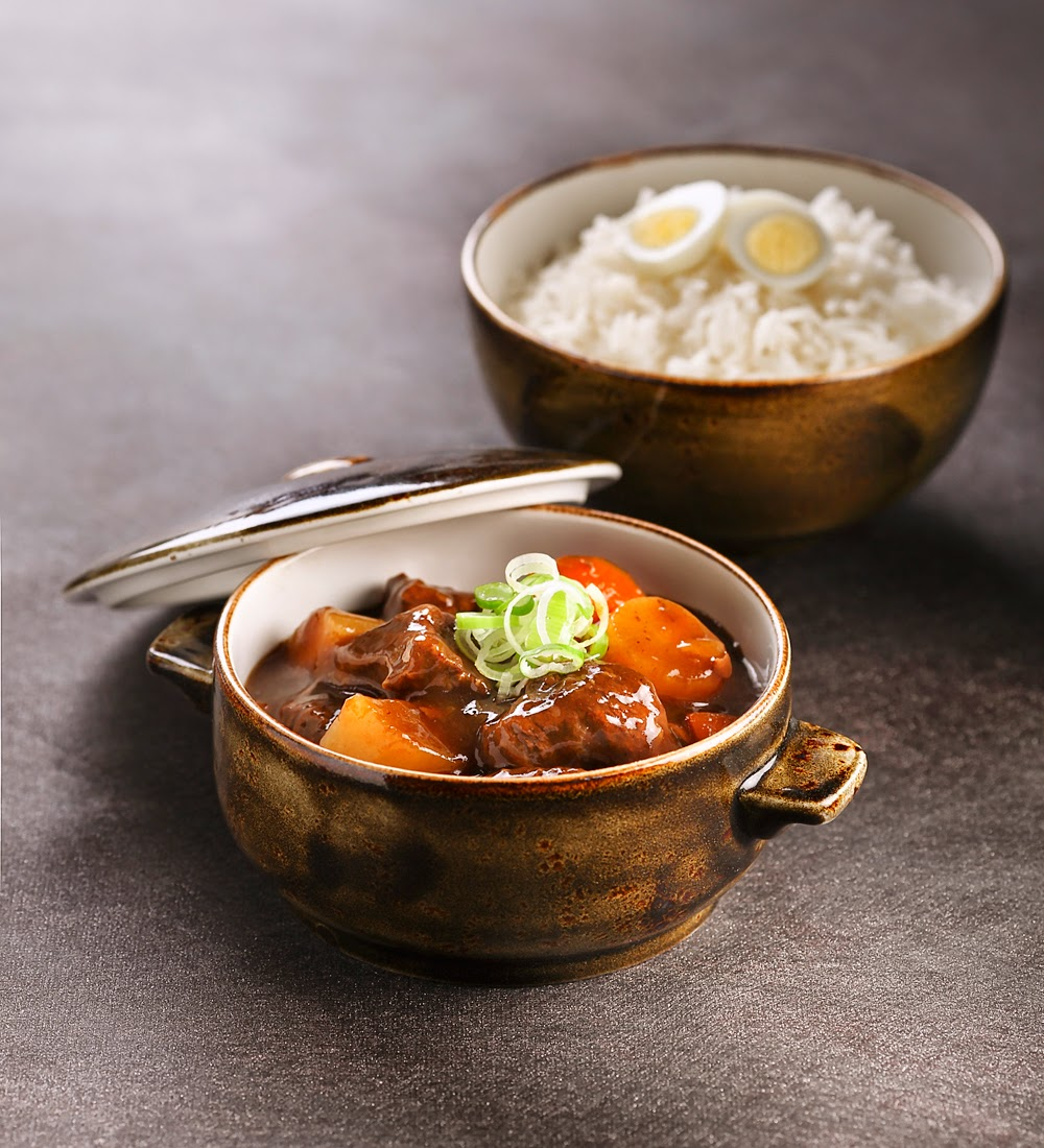 SIFU - Beef Stew Rice
