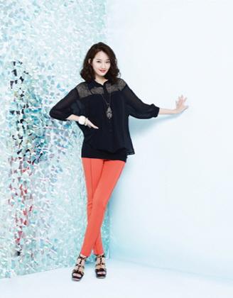 Shin Min Ah For Summer Joinus 2013 Lengkap