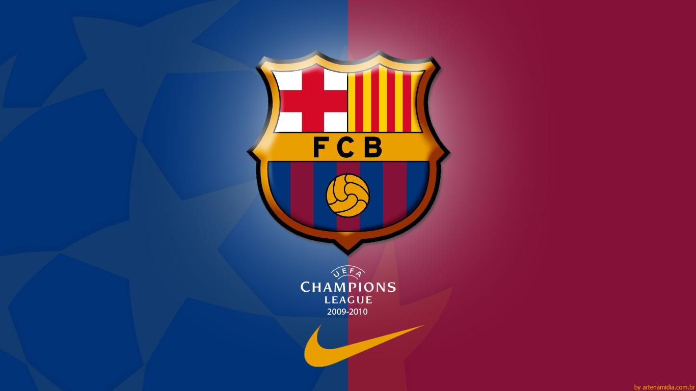 Fc Barcelona Champions League Wallpaper Fc Barcelona 11305289 1366 768