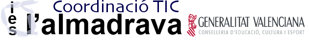Coordinació TIC IES l'ALMADRAVA