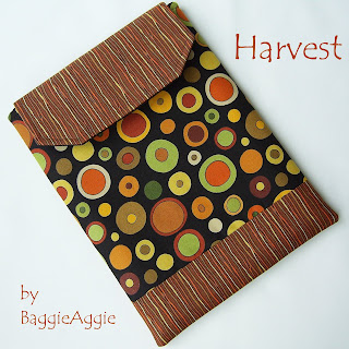 Harvest - possibly the funkiest handmade iPad case in the world! Made in Wales, UK.