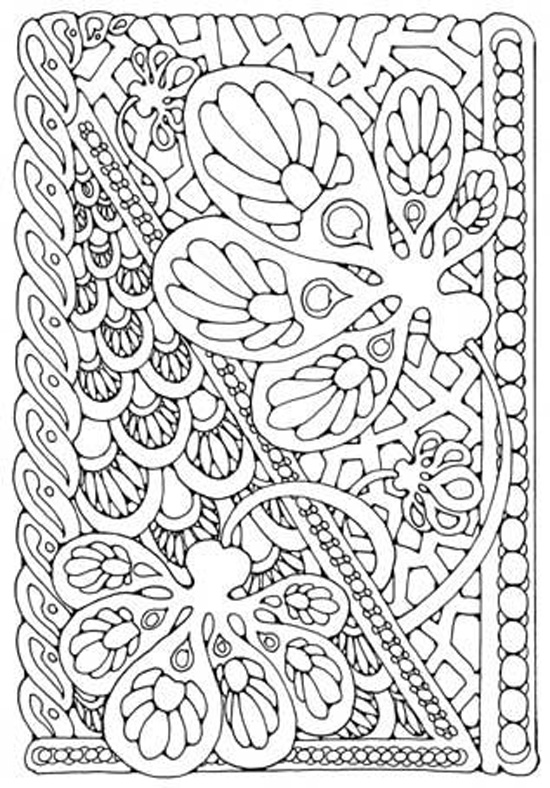 flowers coloring pages pinterest - photo#26