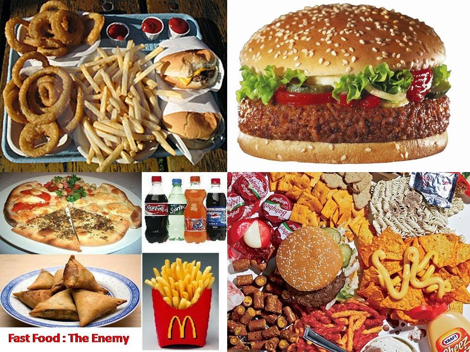 fast food 12 essay
