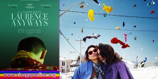 Laurence Anyways, película