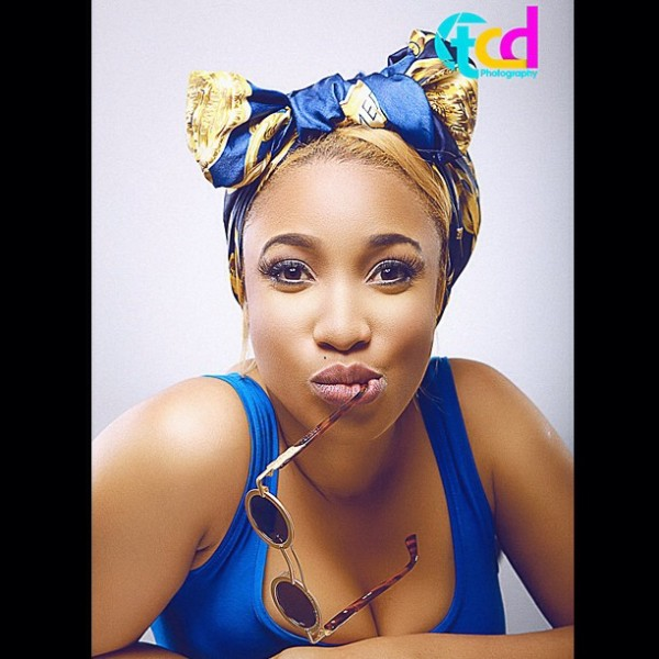 I love Nigeria But I Ain't Nigerian By Heart – Tonto Dikeh