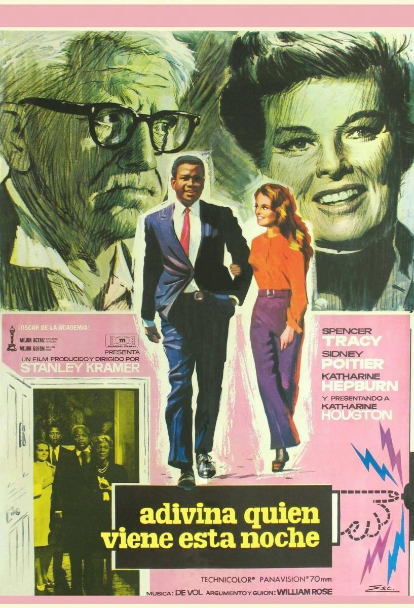 Adivina qui n viene esta noche 1967 hd 720 clasicofilm for Q cenar esta noche