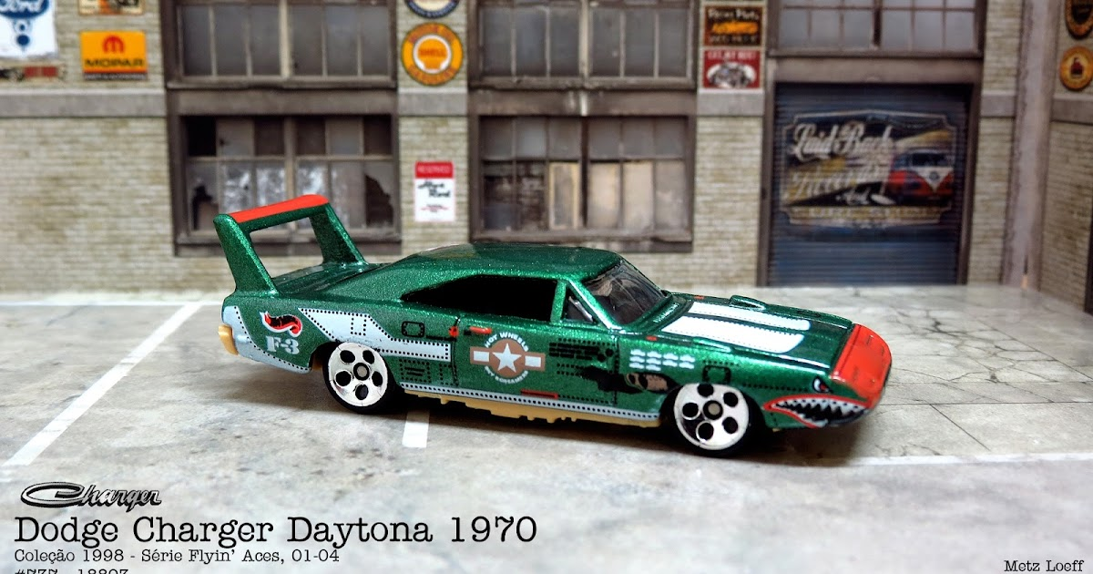 Dodge Chager Daytona Flyin Aces