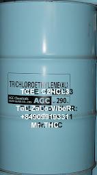TCE | Trichloroethylene | C2HCL3
