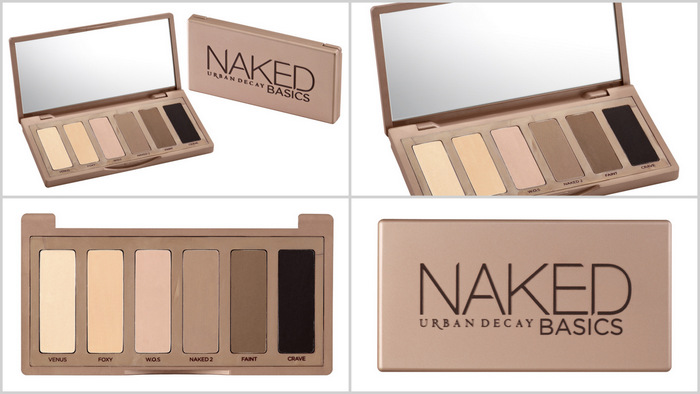Urban Decay Naked Basics Matte Eyeshadow Palette Darker Indian Skin Swatches Venus Foxy WOS Walk of Shame Naked 2 Faint Crave Makeup Beauty Blog