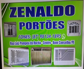 ZENALDO PORTÕES