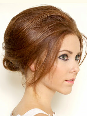 Hairstyles In The 60s : Beauty Riots tutorial for a modifed beehive, modern take on a vintage ...
