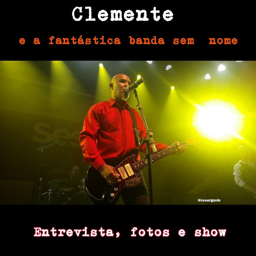 Clemente & a Fantástica Banda Sem Nome