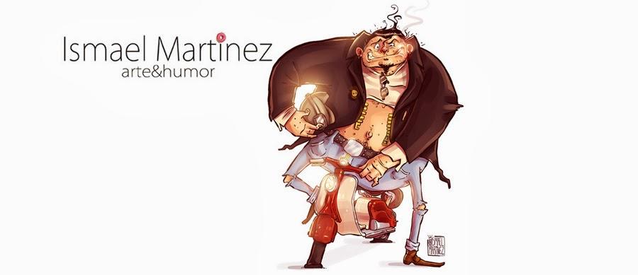 Ismael Martinez - arte E humor