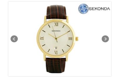 Sekonda 3478 Men Wristwatch