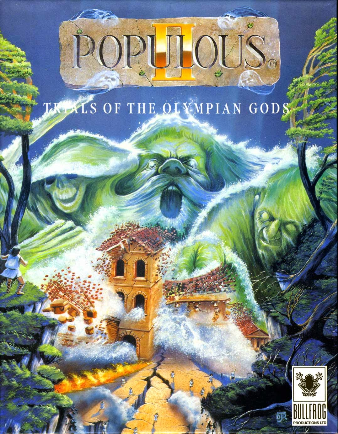 Populous II: Trials of the Olympian Gods Populous+2