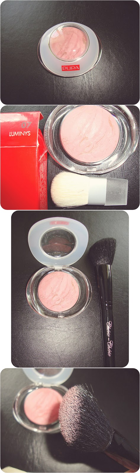 Blusher, PUPA, Reviews, Baked Blush, Luminys Velvety Baked Blush