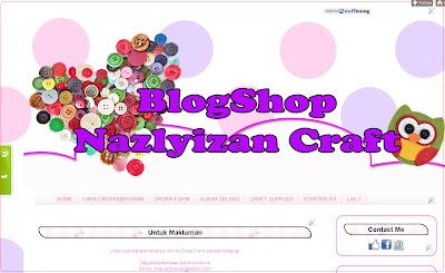 Nazlyizan Craft