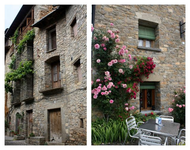 Pireneje Hiszpania l'Ainsa