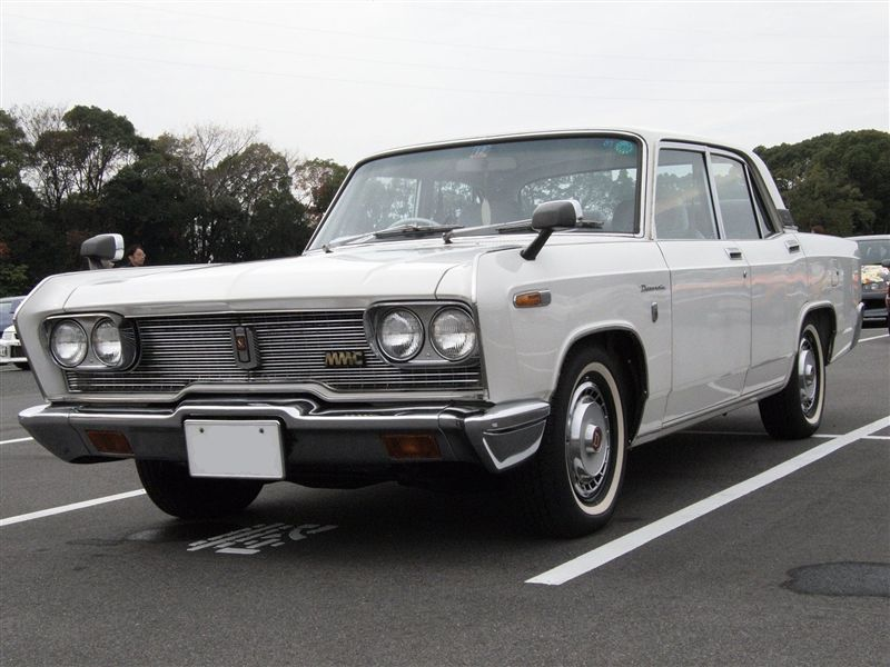 Mitsubishi Debonair I  stary japoński samochód, klasyk, oldschool, 日本車, クラシックカー