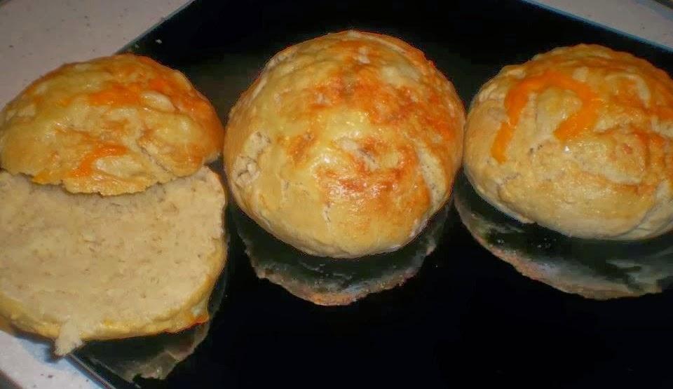 Panecillos al queso