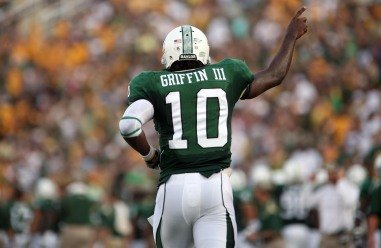 Robert Griffin III - Vencedor do Heisman 2011