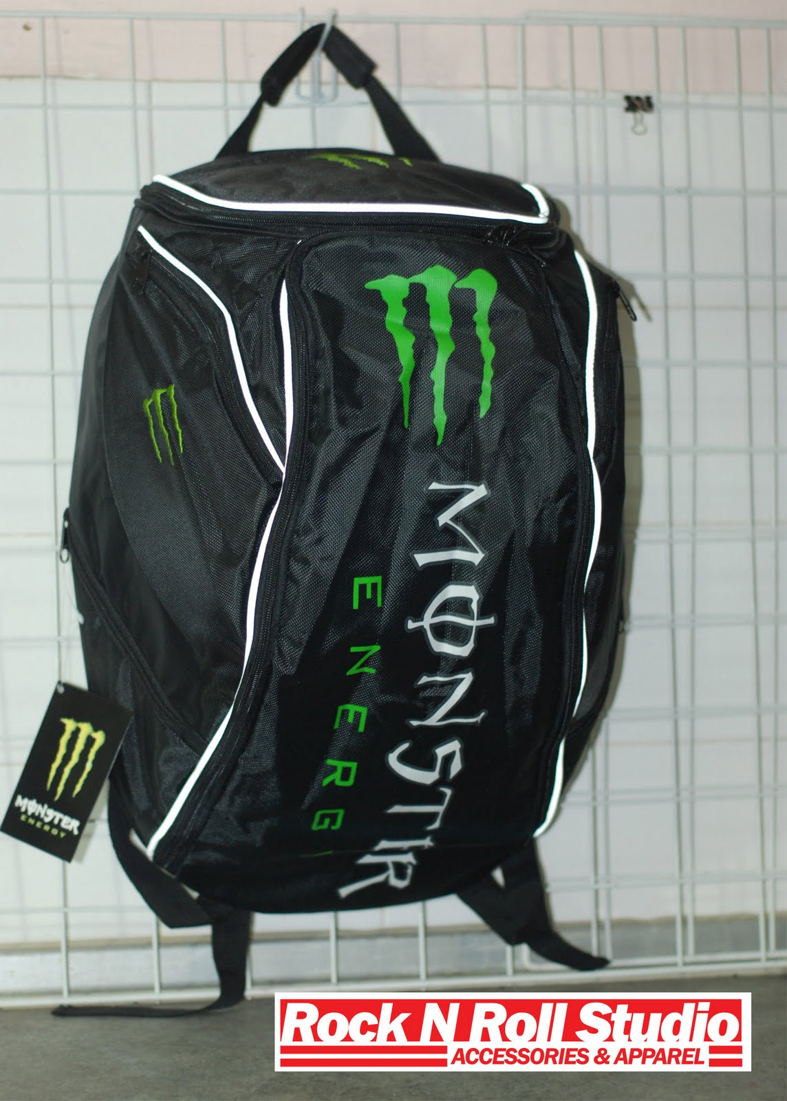 Рюкзак monster energy фоторюкзак ng-5126