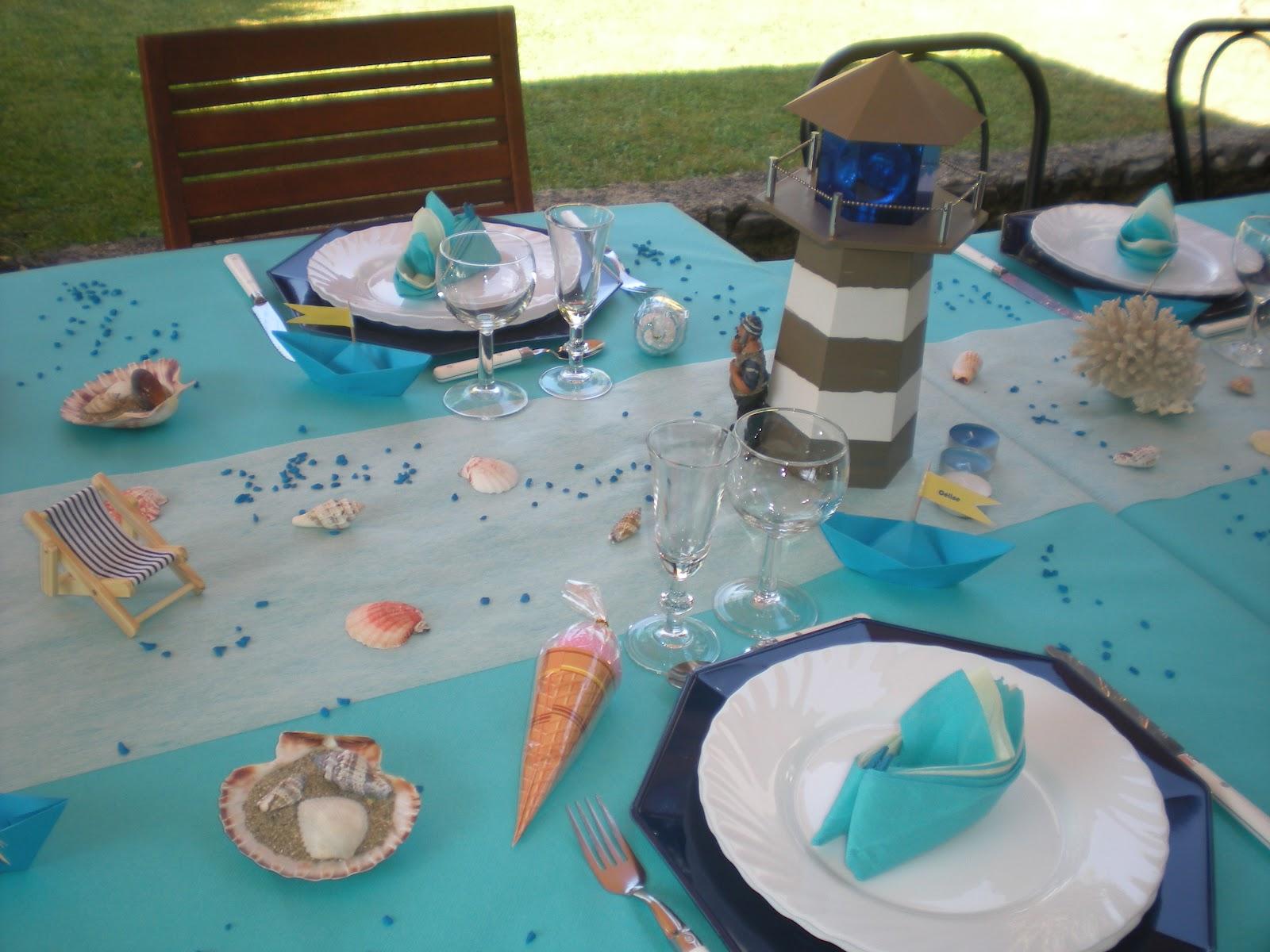 #398892 Déco à Thèmes: Déco Vacances à La Mer . 6205 decoration de table de noel turquoise 1600x1200 px @ aertt.com