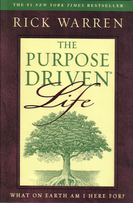 The Purpose Driven Life by Rick Warren, Book, Books