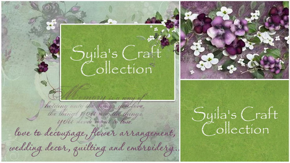 Syila&#39;s Craft Collection