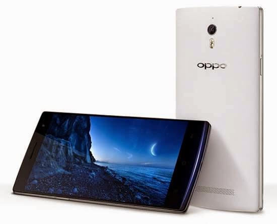 Informasi Kualitas Oppo Smartphone Find 7 QHD