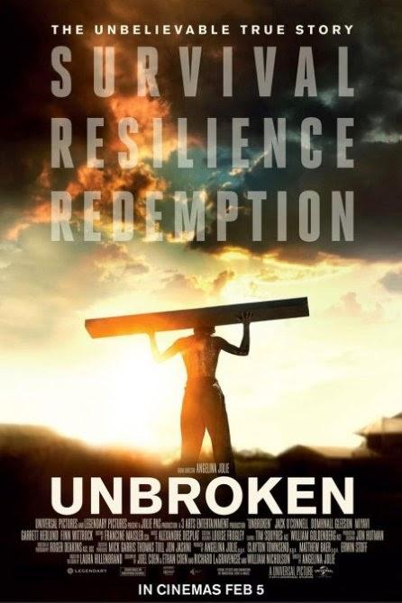 Film UNBROKEN 2015 Bioskop