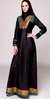 New Abaya Designs 2014