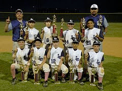 Tournament Champions - Mother's Day Madness, Round Rock, May 2010
