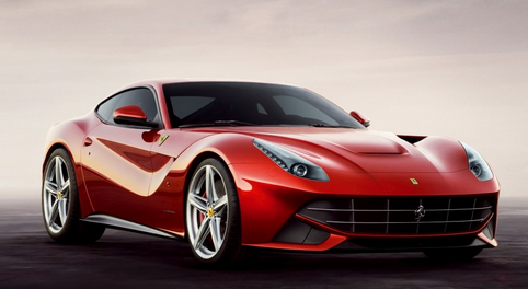 2015 Ferrari F12 Berlinetta Review and Release Date