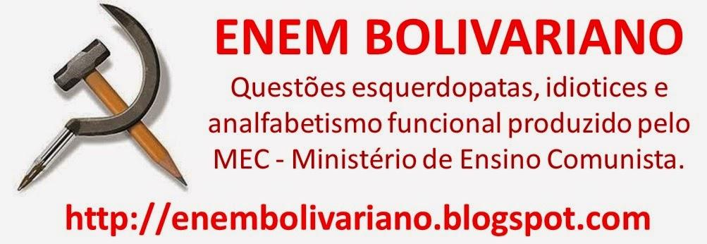 ENEM BOLIVARIANO