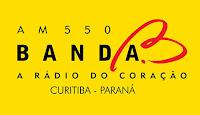 Rádio Banda B de Curitiba ao vivo