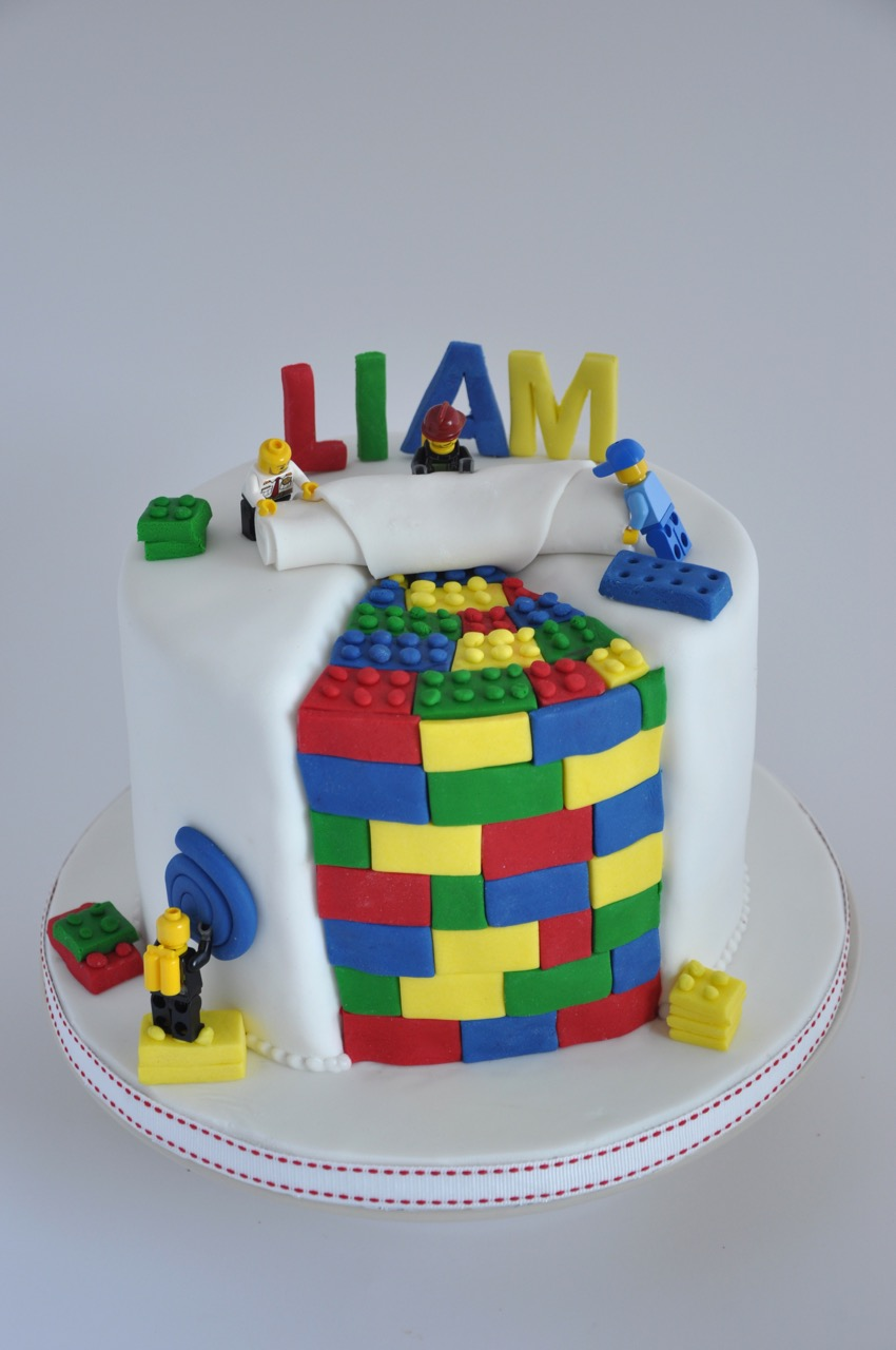 rozanne s cakes yet another lego cake on birthday cakes cape town southern suburbs