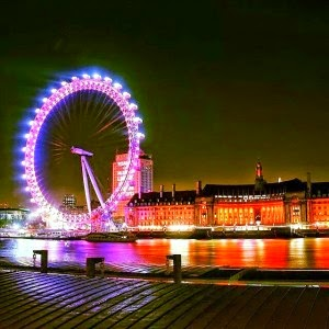 My 5 UK Spots I Need To Visit Soon....