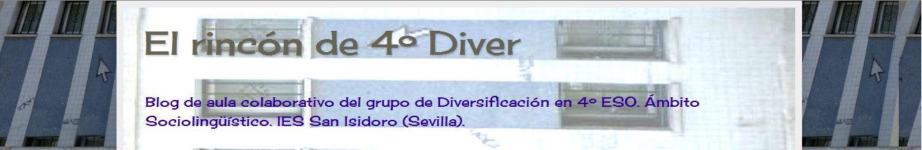 El rincón de 4º Diver