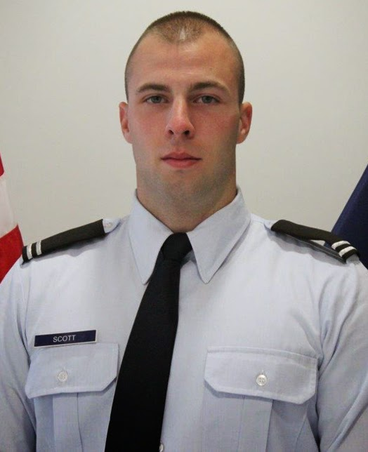 Philip Scott, Air Force ROTC
