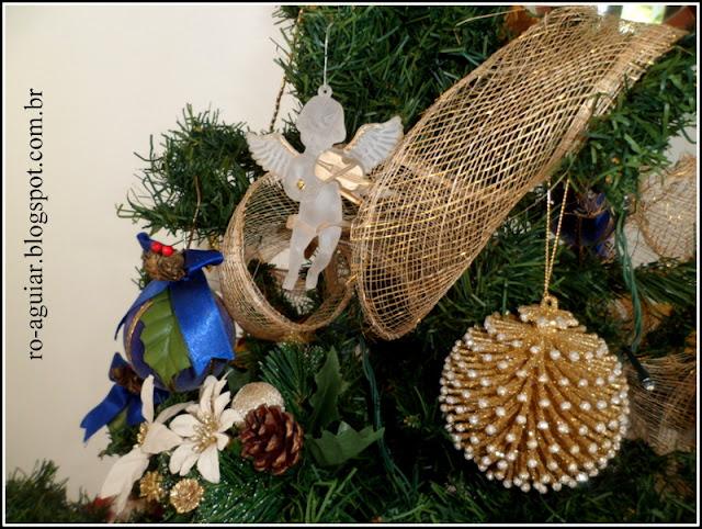 decoração árvore de natal