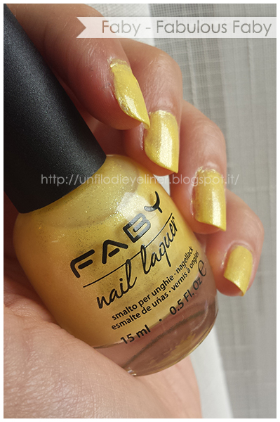 Swatch: Faby - Fabulous Faby Collection Hi Honey! ù