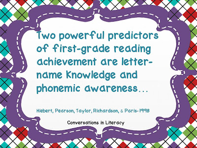 the importance of teaching phonemic awareness