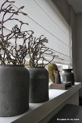 A place for my home eindelijk tevreden - Decoratie van het interieur ...